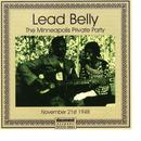 Lead Belly Private Party Minneapolis Minnesota '48 thumbnail