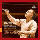 Stravinsky: L'Oiseau De Feu / Le Sacre De Printemps thumbnail
