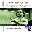 Brian Ferneyhough: Flurries; String Trio; In nomine a 3; Streichtrio; Incipits thumbnail