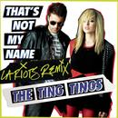 That's Not My Name (L.A. Riots Remix) thumbnail