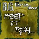 Keep It Real [Gar & Snipe Feat. B.G. & Alfamega] thumbnail