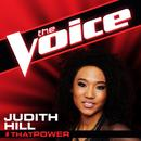 #thatPOWER (The Voice Performance) (Single) thumbnail