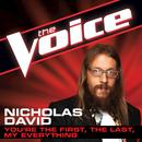 You're The First, The Last, My Everything (The Voice Performance) thumbnail