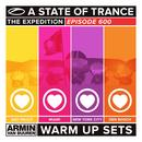 A State Of Trance 600 - Sao Paulo, Miami, New York City & Den Bosch (Warm Up Sets) [Unmixed] thumbnail