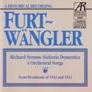 Richard Strauss: Sinfonia Domestica - Furtwängler thumbnail