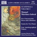 Martinez-Sobral: 5 Characteristic Pieces /  Sonata For 2 Pianos thumbnail