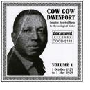 Cow Cow Davenport Vol. 1 (1925-1929) thumbnail