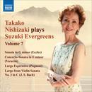 Takako Nishizaki Plays Suzuki Evergreens, Vol. 7 thumbnail