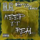 Keep It Real [Gar & Snipe Feat. B.G. & Alfamega] (Single) thumbnail