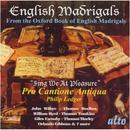 English Madrigals, Sing We At Pleasure thumbnail