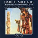 Milhaud: Chamber Music For Winds & Piano thumbnail