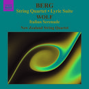Berg: String Quartet; Lyric Suite; Wolf: Italian Serenade thumbnail