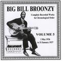 Big Bill Broonzy Vol. 5 1935 - 1936 thumbnail