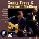 Sonny Terry & Brownie McGhee, Vol. E (1938-1941) thumbnail