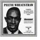 Peetie Wheatstraw Vol. 7 1940-1941 thumbnail