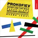Prokofiev, S.: Peter And The Wolf / Cinderella (Excerpts) / Pushkin Waltzes thumbnail