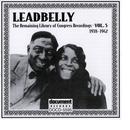 Leadbelly Vol. 5 (1938-1942) thumbnail