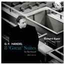 Handel: 8 'Great' Suites For Keyboard thumbnail