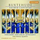 Buxtehude: Sacred Cantatas, Vol 1 /Kirkby * Leblanc * Harvey * Purcell Quartet thumbnail