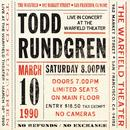 Live At The Warfield Theater San Francisco: March 10th 1990 (Live) thumbnail