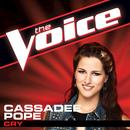 Cry (The Voice Performance) (Single) thumbnail