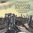 Vaughan Williams: Symphonies Nos. 3 'A Pastoral Symphony' & 4 thumbnail
