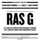 Black Dusty Rhodes Meets Ras G In A Beat Cypher thumbnail