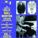 The Complete Jelly Roll Morton Piano Heritage, Vol.1 - 1923/24 thumbnail