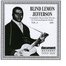 Blind Lemon Jefferson Vol. 4 1929 thumbnail