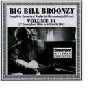 Big Bill Broonzy Vol. 11 1940-1942 thumbnail