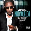 I Need Your Love (Feat. Trey Songz) (Single) (Explicit) thumbnail