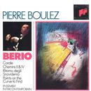 "Luciano Berio: Corale (Sequenza VIII), for Violin, 2 Horns & Strings / Chemins II (Sequenza VI) / Chemins IV (Sequenza VII) / Ritorno degli Snovidenia, for Cello & Small Orchestra / ""Points on the Curve to Find..."", for Piano & 22 Instrumentalists - Pier thumbnail"
