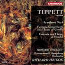 Michael Tippett: Symphony No. 4 / Fantasia Concertante on a Theme of Corelli / Fantasia on a Theme of Handel - Richard Hickox / Bournemouth Symphony Orchestra / Howard Shelley thumbnail