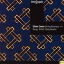 Elliott Carter: String Quartets Nos.1-4 / Elegy thumbnail