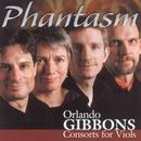 Gibbons: Consorts for Viols /Phantasm thumbnail