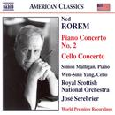 Rorem: Piano Concerto No. 2; Cello Concerto thumbnail