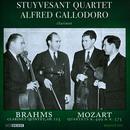 Brahms: Clarinet Quintet; Mozart: String Quartets, K. 499 & 575 thumbnail
