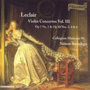 Leclair: Violin Concertos, Vol. 3 thumbnail