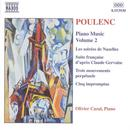 Poulenc: Piano Music, Vol. 2 thumbnail