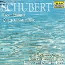 "Schubert: Piano Quintet ""Trout""/Quartet In A Minor thumbnail"