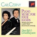 Carl Czerny: Piano Music For Four Hands thumbnail