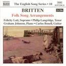 Britten: Folk Song Arrangements thumbnail
