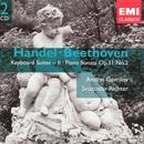 Handel: Keyboard Suites, Vol. 2; Beethoven: Piano Sonata, Op. 31/2 thumbnail