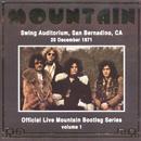 Offcial Live Mountain Bootleg Series Volume 1 thumbnail