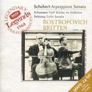 Schubert, Debussy / Rostropovich, Britten thumbnail