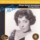 Carmen McRae Sings Great American Songwriters thumbnail