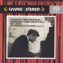 Tchaikovsky: Concerto No. 1; Rachmaninoff: Concerto No. 2 thumbnail