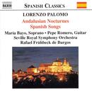 Lorenzo Palomo: Andalusian Nocturnes; Spanish Songs thumbnail