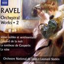Ravel: Orchestral Works, Vol. 2 - Valses Nobles Et Sentimentales; Gaspard De La Nuit; Le Tombeau De Couperin; La Valse thumbnail
