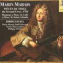 Marin Marais: Pièces De Viole Du Second Livre, 1701 thumbnail